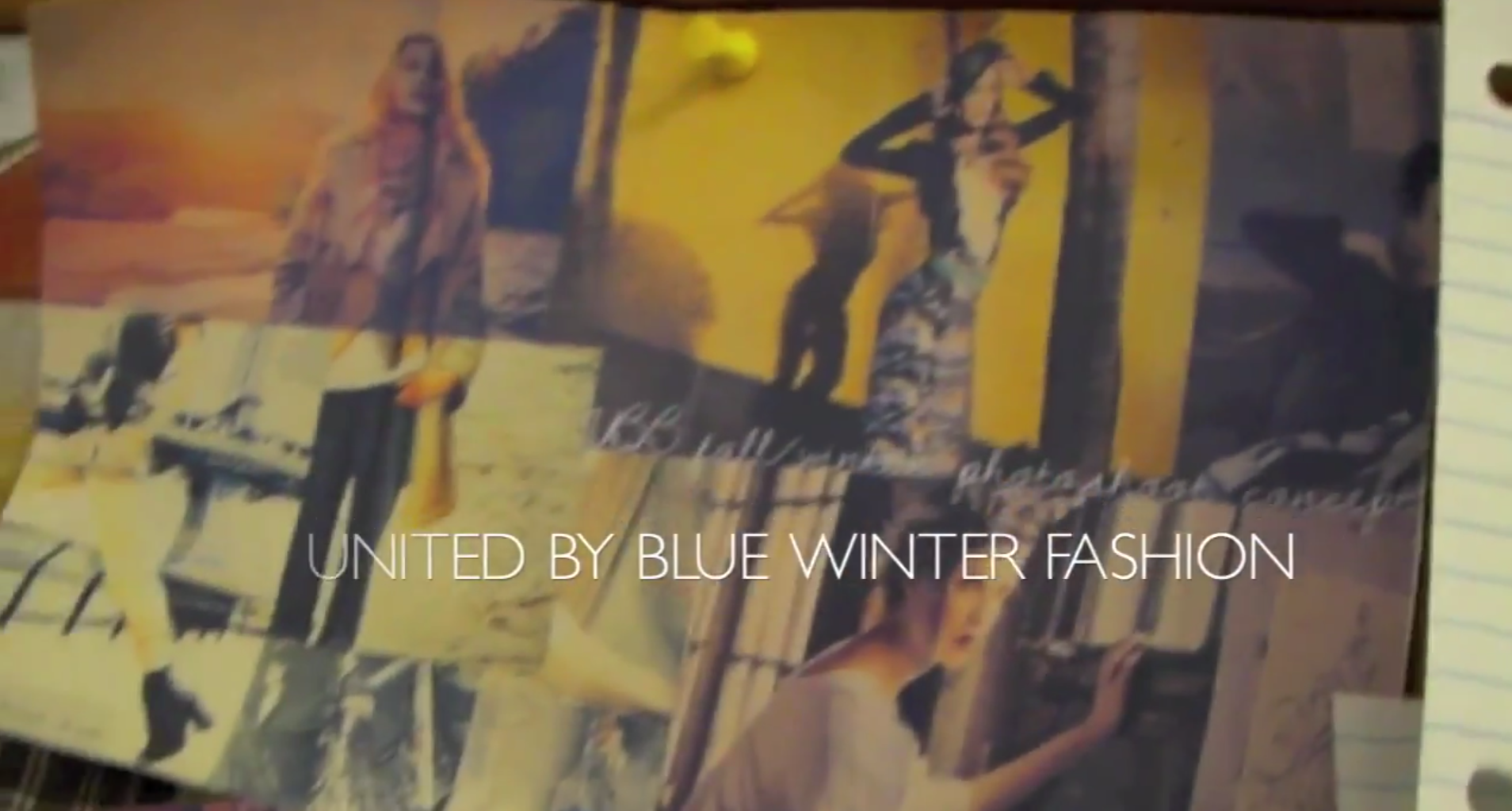 UBB Winter Fashion shoot