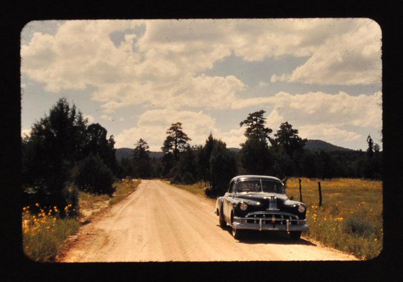 a summer drive