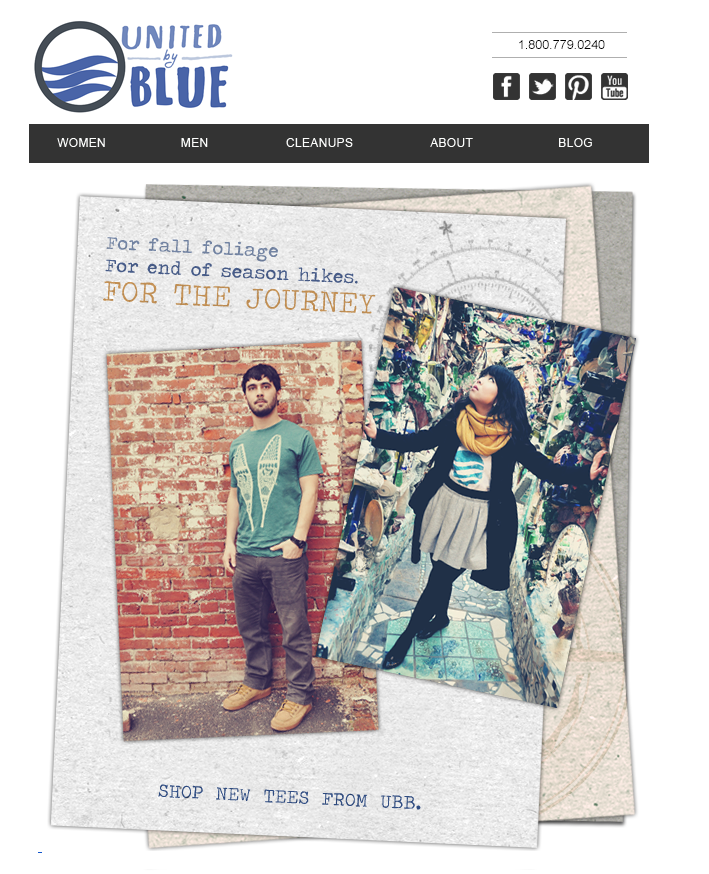 ubb email newsletter design