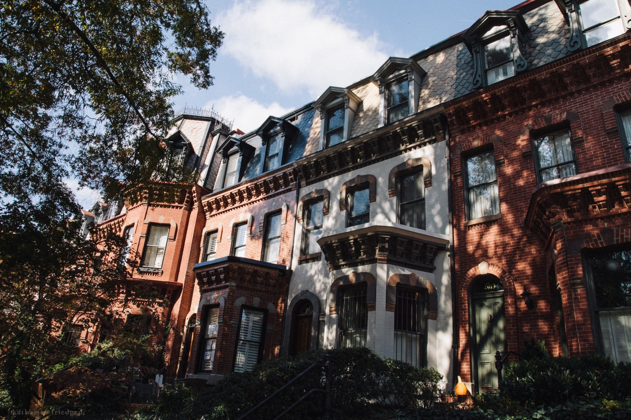 Georgetown Architecture