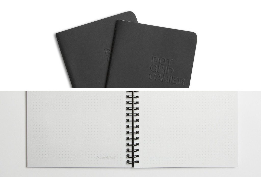 dot-grid-notebooks